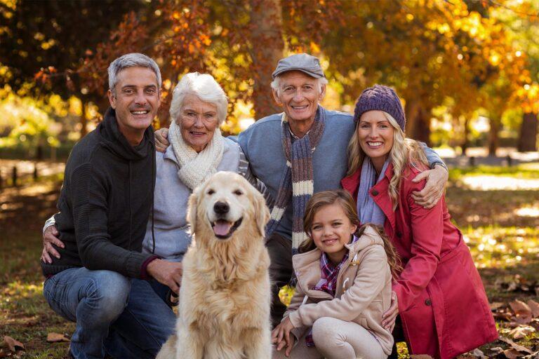 multi-generation-family